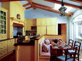 Country Kitchen Paint Color Ideas country kitchen paint colors pictures amp ideas from hgtv