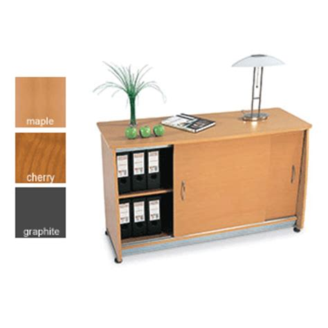 sliding sofa table ofm sliding door credenza sofa table various colors 55135