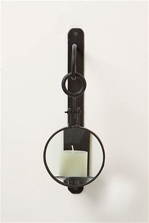Magnifying Sconce magnifying sconce anthropologie