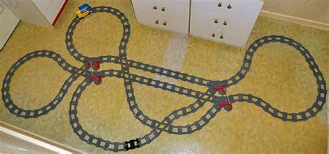 Lego 2736 Duplo Switching Track duplo layouts