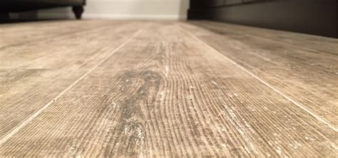Tile That Looks Like Wood vs Hardwood Flooring   Home