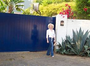 marilyn home marilyn monroe brentwood home mm pinterest photos