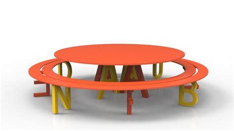 Table Et Banc Enfant by Table Et Banc Enfant Meuble De Salon Contemporain