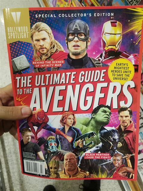 entertainment weekly the ultimate 1683307860 humor this magazine put the wrong spider man on the cover marvelstudios