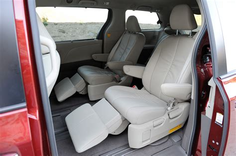toyota sienna reclining seats for sale 2014 honda odyssey 2nd row captains chairs autos post