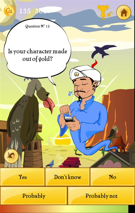 To Search On Akinator Akinator Android Apps On Play