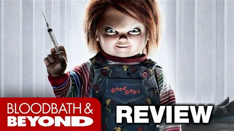 chucky movie review cult of chucky 2017 movie review youtube