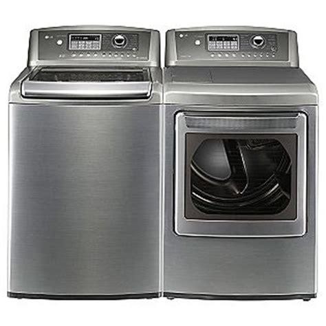 5 energy efficient washing machines visi lg 4 5 cubic foot top load high efficiency washing machine