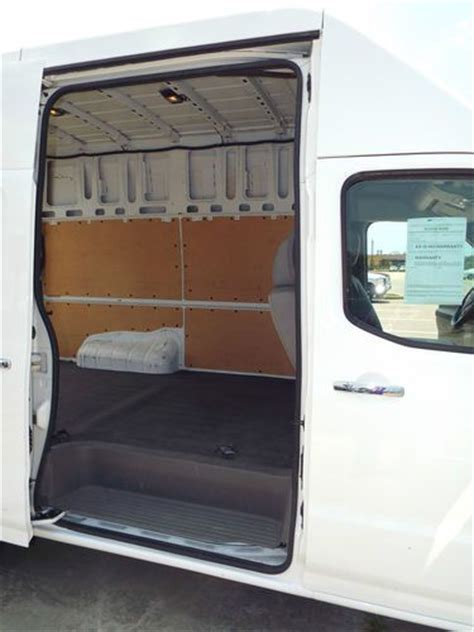 sell used nissan nv s high roof 2500 series commercial cargo in corpus christi