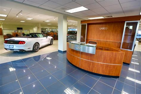 Lasco Ford Fenton by Lasco Ford Ford Service Center Dealership Ratings