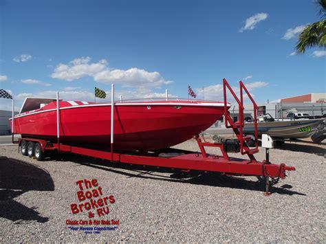 scarab boats arizona 1982 wellcraft scarab 38ft the boat brokers rv lake