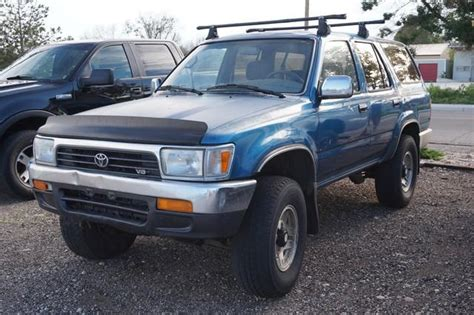 1993 Toyota For Sale 1993 Toyota 4runner For Sale Carsforsale