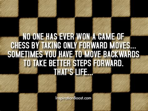 Only Forward chess quotes inspiration boost