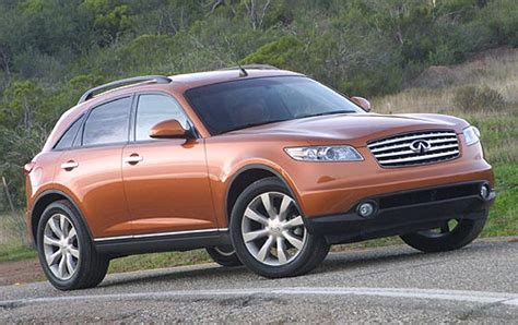2004 infinity suv used 2004 infiniti fx45 suv pricing features edmunds