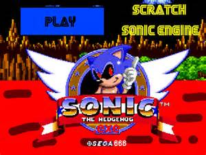 Based on sonic exe game engine v1 0 by sonicfangames1235