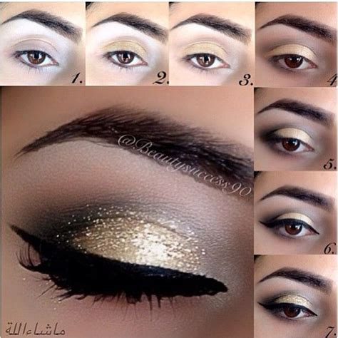 eyeshadow tutorial dramatic how to do dramatic eye makeup for brown eyes www