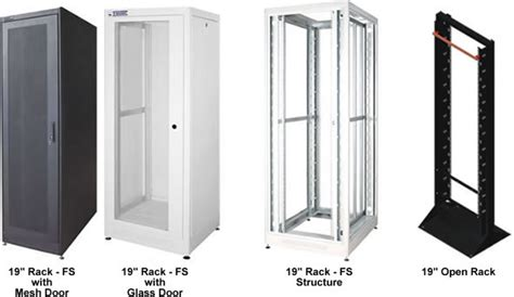 19 Rack Specification by Timik Technologically Innovated Enclosure System