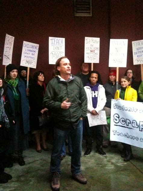 seattle map test boycott district threatens suspensions seattle teachers continue
