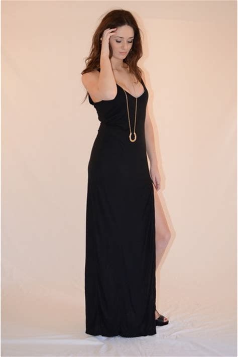 Womens Bedroom Ideas long beautiful black maxi dresses godfather style