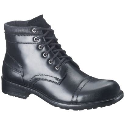 mossimo mens boots target s mossimo 174 edgar boot synthetic leather but