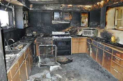 Smoke Kitchen by Lubbock Children S Home Cottage Damaged In Lubbock