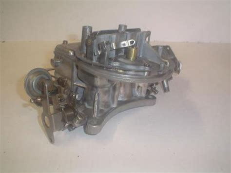 sell   holley djj   omc ford  marine carb