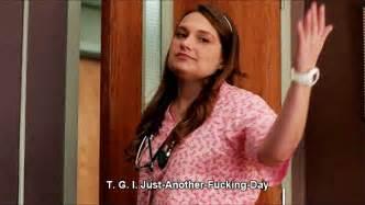 Nurse Jackie Memes - nurse jackie zoey quotes quotesgram