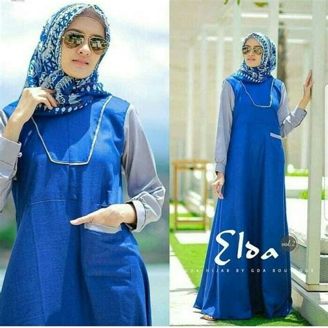 Baju Dress Wanita Marbella Maxi Balotelly Navy 58439 best muslimah fashion style niqab images on styles