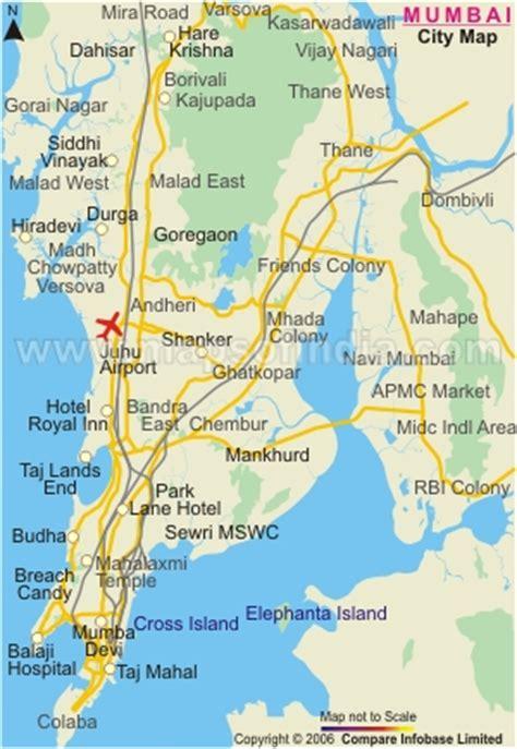 where is mumbai on the world map mumbai map and mumbai satellite image