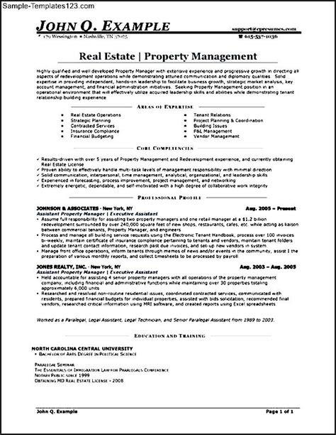 apartment manager resume sales management lewesmr