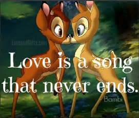 bambi movie quotes quotesgram