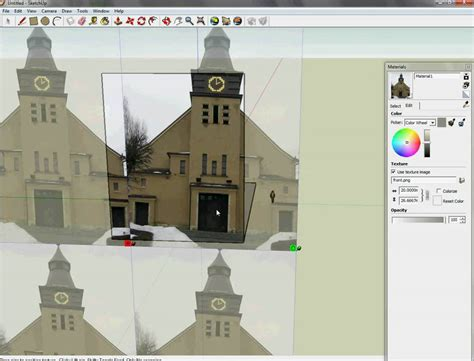 google sketchup tutorial cz budowa kościoła google sketchup cz 1 projektgoogle pl