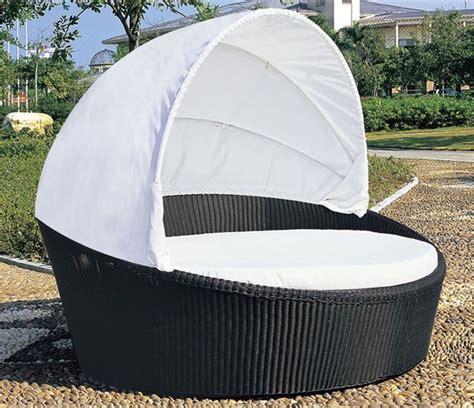 outdoor futon lounger tropea outdoor bed lounger contemporary outdoor chaise