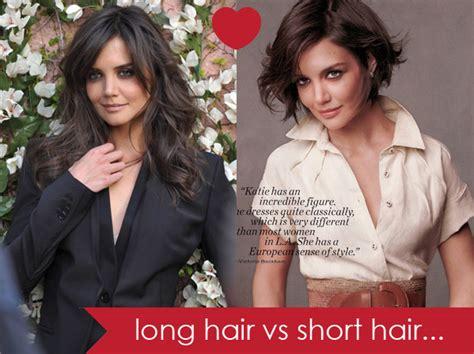 is longer hair better looking than short hair compare long hair vs short hair hair romance