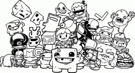 nintendo coloring pages for kids az coloring pages