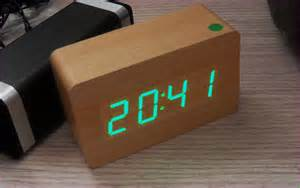 desk alarm clock new desk clock gift alarm clock digital clcok led table