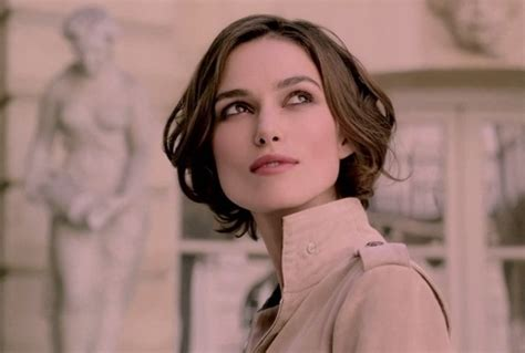 keira knightley hair chanel is this keira knightley chanel ad too sexy the uk thinks
