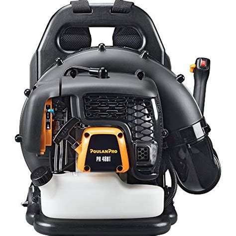 poulan pro backpack blower poulan pro 967087101 48cc backpack blower import it all
