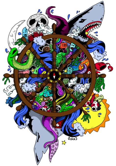 doodle logo design doodle shirt design colour by sirajfakhri on deviantart