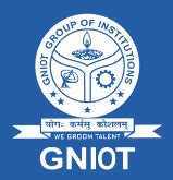 Gniot Mba by Gniot Cm Greater Noida Gniot College Of Management Pgdm