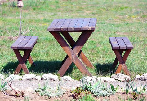 build   picnic table  benches ebay