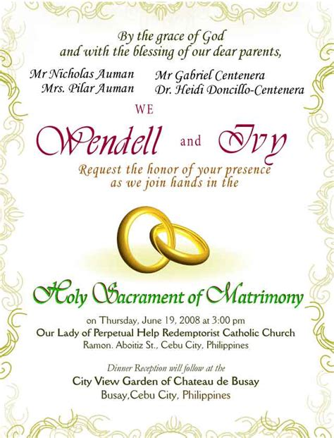 Wedding Card Letter by Invitation Card Designs Wendell Wedding