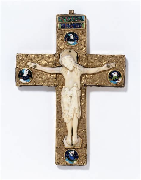 Casing Cross Cb82 Fullset reliquary cross crucifix v a search the collections