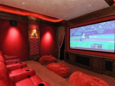 bean bag theatre nottingham this home theater is for entertaining friends