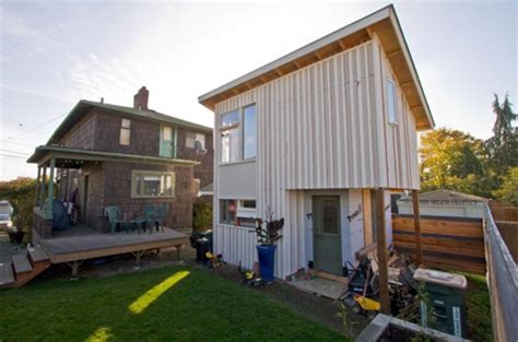 seattle backyard cottage do you really need that much space 10 exles of tiny