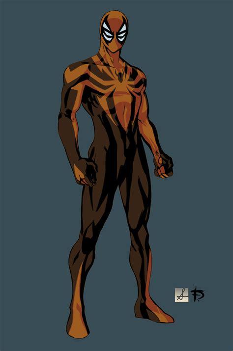 spider man 7 0 sean izaakse redesign by darknight7 on