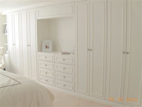 Built In Wall Closets by Custom Wardrobe Closet