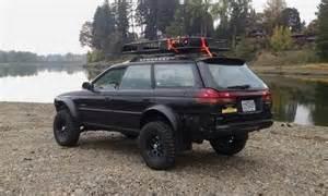 Lifted Subaru Legacy 98 Legacy Outback Lift Build Road Ultimate Subaru