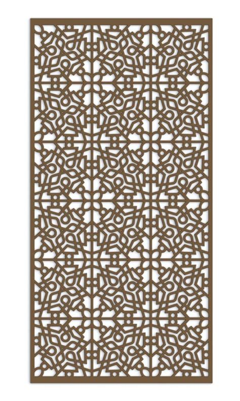 pattern islamic autocad 30 504f islamic v4 mdf fretwork screen arab101