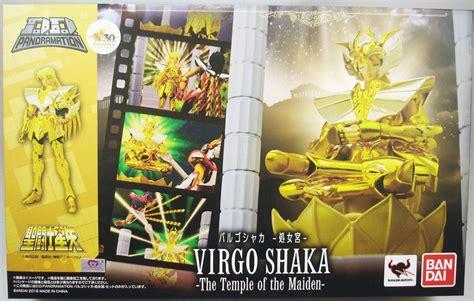 D D Panoramation Virgo Shaka Seiya seiya d d panoramation figure virgo shaka